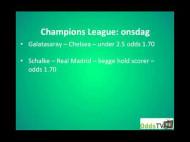 Schalke 04 – Real Madrid (Champions League 1/8-finaler)