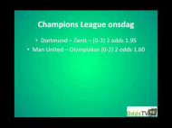 Man United – Olympiakos (1/8-finaler)