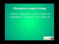 Chelsea – Galatasaray (Champions League 1/8-finaler)