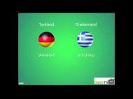 EM 2012 – Tyskland – Grækenland