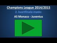 Spilforslag: AS Monaco – Juventus – 2. kvartfinale