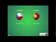 EM 2012 – Tjekkiet – Portugal
