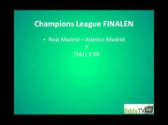 Champions League-finale (Real Madrid – Atletico Madrid)