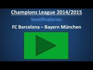 Spilforslag: FC Barcelona – Bayern München (CL-semifinaler)