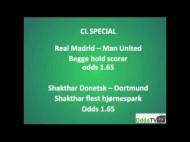 OddsSPECIAL: Champions League 13. februar