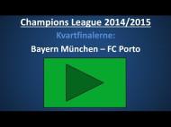 Spilforslag: Bayern München – FC Porto (CL-kvartfinaler)