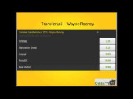 Transferodds – Wayne Rooney