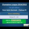 Champions League: Chelsea – Paris Saint-Germain – hvem går videre?