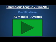 Spilforslag: Juventus – AS Monaco (Samlet analyse)