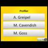 Tour de France 2012: 4. etape – M. Goss før P. Sagan