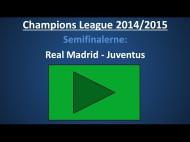 Spilforslag: Real Madrid – Juventus (CL-semifinaler)