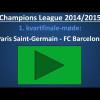 Spilforslag: Paris Saint-Germain – FC Barcelona – 1. kvartfinale-kamp