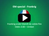 EM-special: Frankrig slutter i top-4
