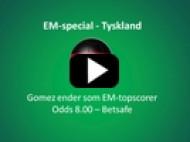 EM-special: Mario Gomez bliver EM 2012-topscorer